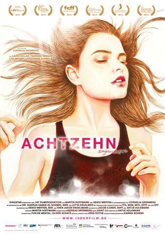 Poster Achtzehn