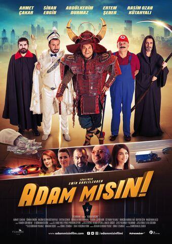Adam Misin!
