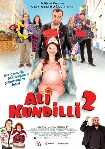Poster Ali Kundilli 2