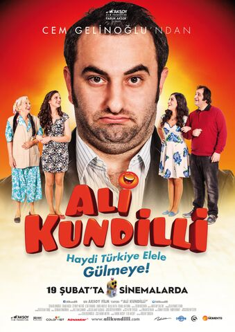 Poster Ali Kundilli
