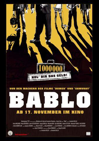 Poster Bablo