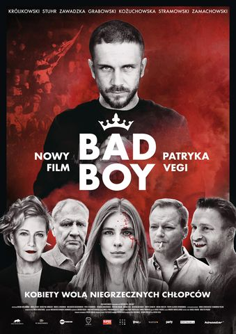 Poster Bad Boy