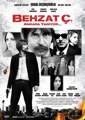 Poster Behzat Ç Ankara Yaniyor