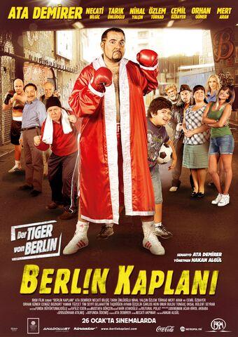 Poster Berlin Kaplani