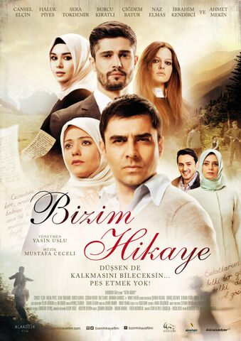 Poster Bizim Hikaye