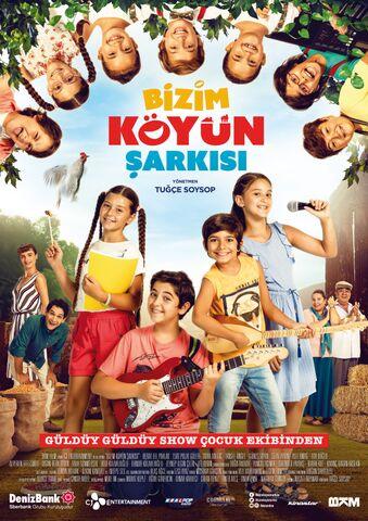 Poster BIZIM KÖYÜN SARKISI