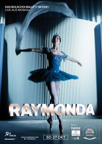 BOLSHOI 19-20: RAYMONDA