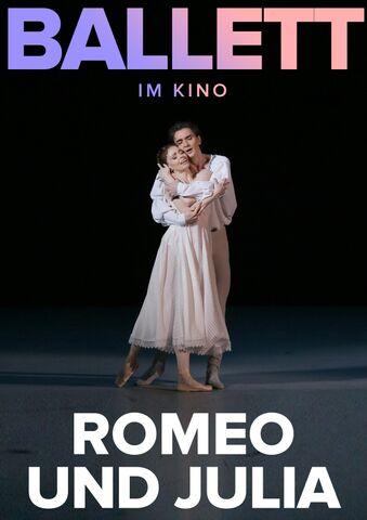Poster BOLSCHOI 19-20: ROMEO UND JULIA