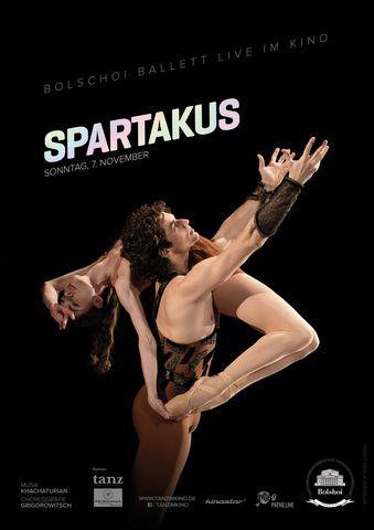 BOLSCHOI 21-22: SPARTAKUS
