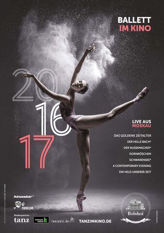 Bolschoi Ballett Saison 2016/17