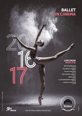 Bolshoi Ballet Season 2016/17