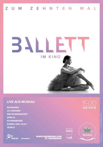 Bolschoi Ballett Saison 2019/20
