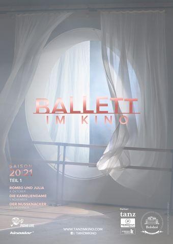 Poster Bolshoi Ballet Season 2020/21