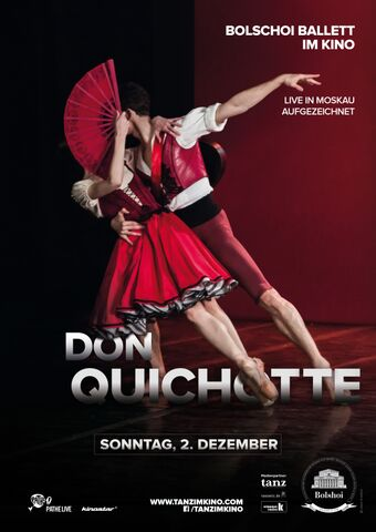 BOLSCHOI: DON QUICHOTTE