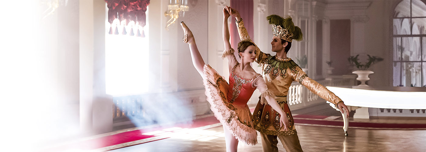 BOLSHOI: THE SLEEPING BEAUTY