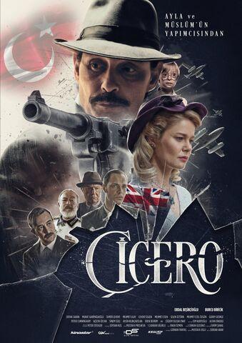 Poster ÇIÇERO