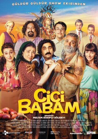 Poster CICI BABAM