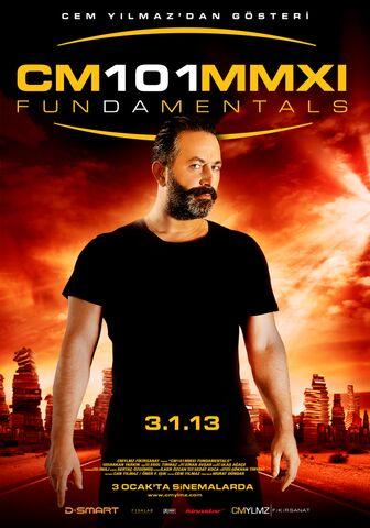 Poster CM101MMXI FUNDAMENTALS