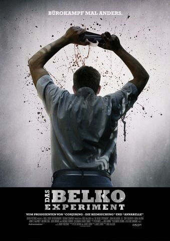 Poster The Belko Experiment