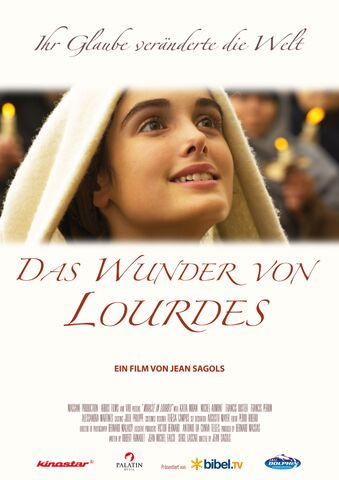 Poster Miracle in Lourdes