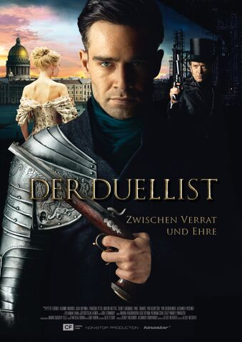 Poster The Duelist