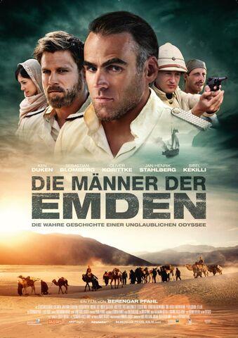 Poster Die Männer der Emden