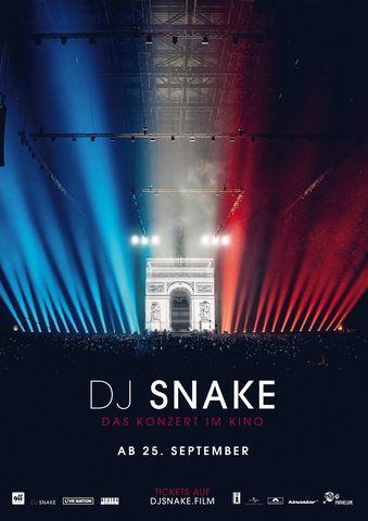 Poster DJ Snake – das Konzert im Kino