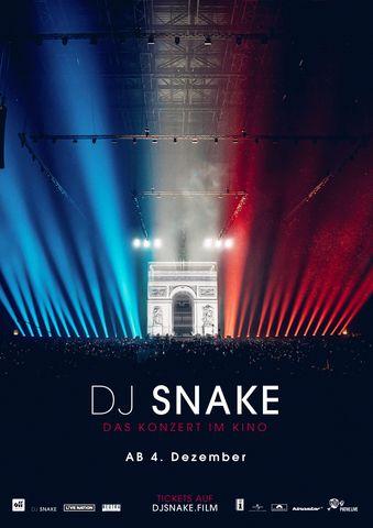 DJ Snake – das Konzert im Kino