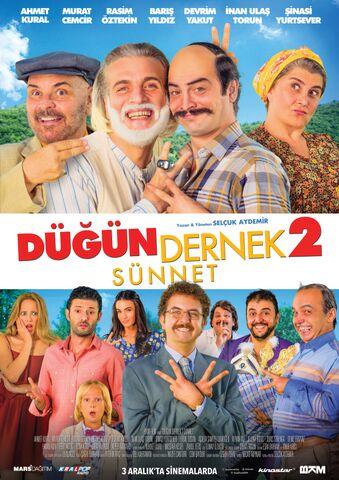 Poster Dügün Dernek 2