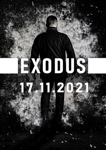 Poster Pitbull – Exodus