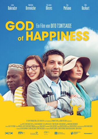 Poster God of Happiness
