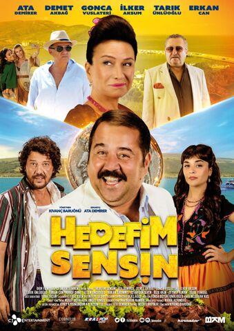 Poster HEDEFIM SENSIN