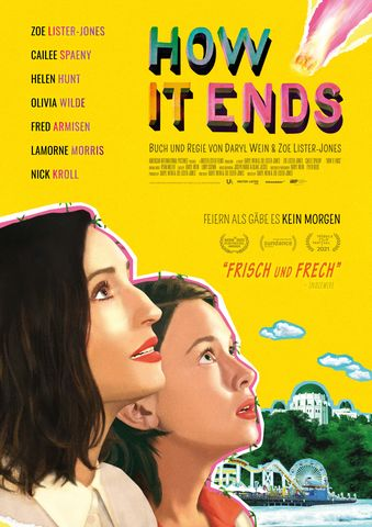 Poster How It Ends
