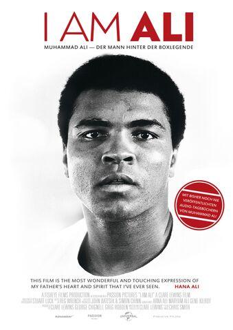 Poster I Am Ali