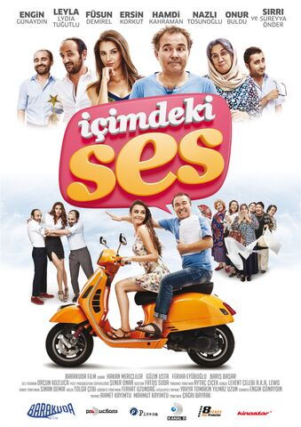 Poster ICIMDEKI SES