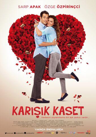 Poster Karisik Kaset