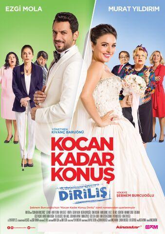 Poster Kocan Kadar Konus 2: Dirilis