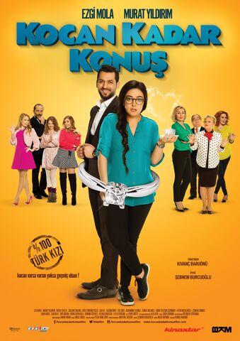 Poster Kocan Kadar Konus