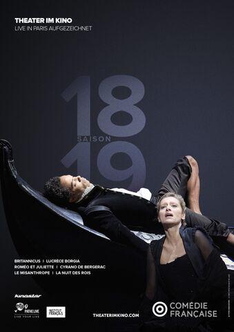 Poster La Comédie-Française