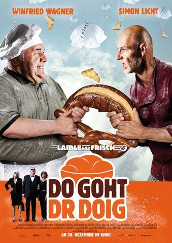 Poster Laible und Frisch