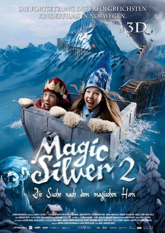 Poster Magic Silver 2 – Die Suche nach dem magischen Horn (3D)