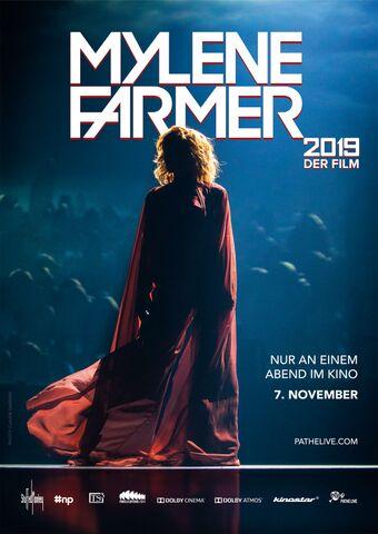 Mylène Farmer 2019 – Der Film