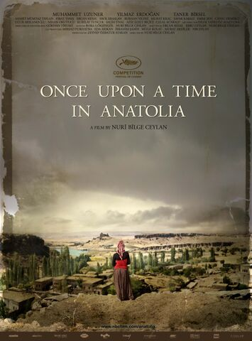 Poster Once Upon A Time In Anatolia