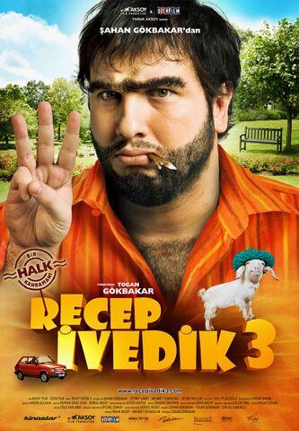 Poster Recep Ivedik 3