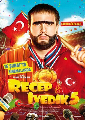 Poster Recep Ivedik 5