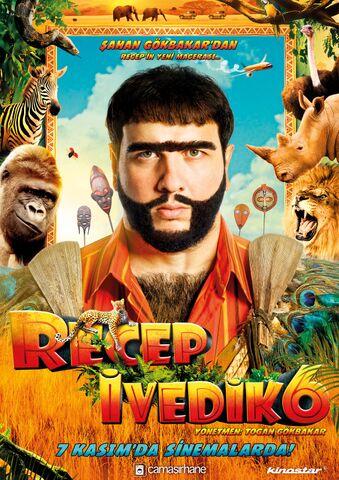Poster Recep Ivedik 6