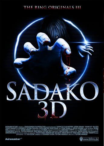 Ring Originals 3 – Sadako 3D