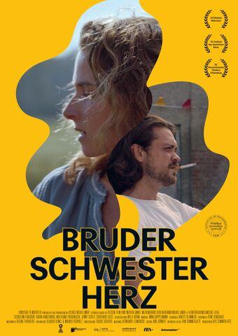 Poster BRUDER SCHWESTER HERZ