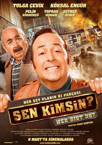 Poster Sen Kimsin