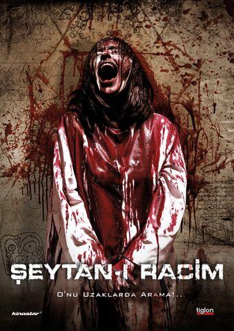 Poster Seytan-i Racim